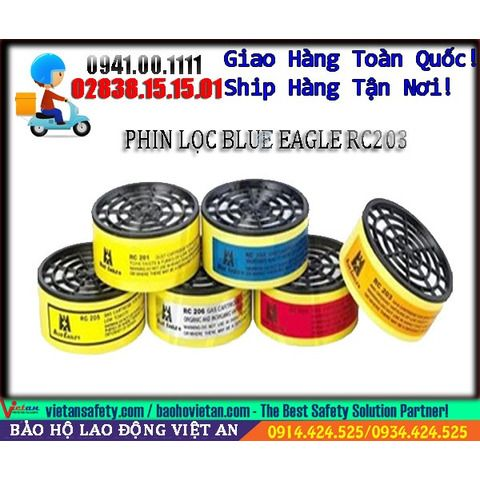 PHIN LỌC BLUE EAGLE RC203
